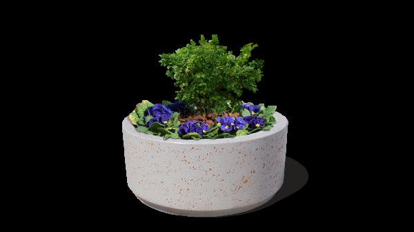 fioriera per giardino