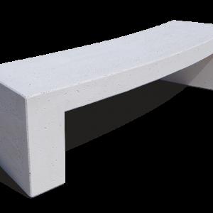 seduta in cemento