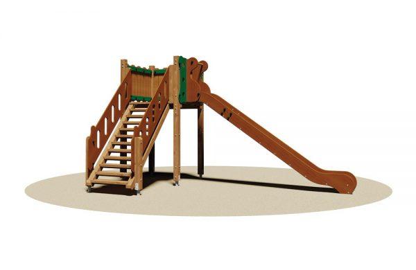 torretta in legno