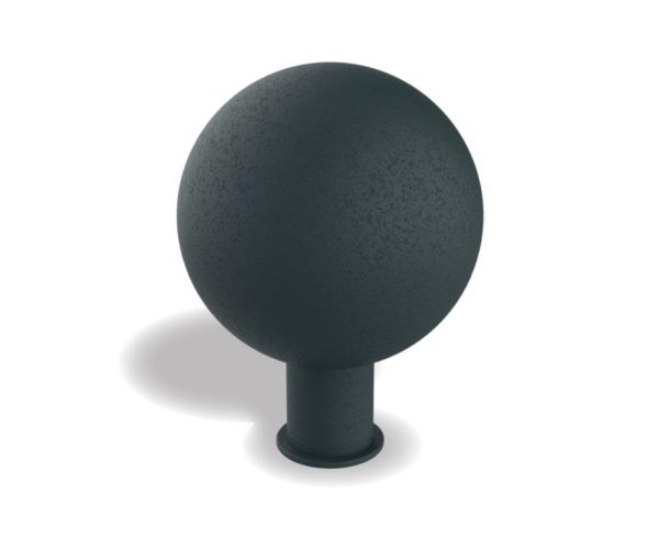 dissuasore sfera in ghisa