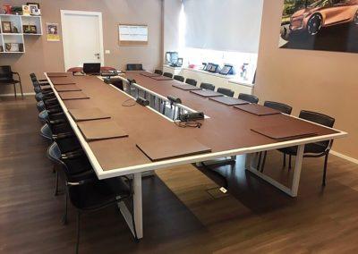 arredamento sala riunione
