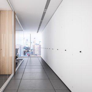 parete attrezzata in laminato proxima